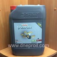 Моторное масло Castrol VECTON SAE 10W-40 20 л., фото 1