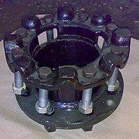 Проставка задніх коліс 70-3109040 (МТЗ, Д-240) широка 240 мм