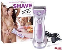 Интимный триммер Shave Me Rasierer