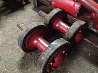 Ролик поддерживающий  трактора ДТ-75 (85.33.004), фото 1