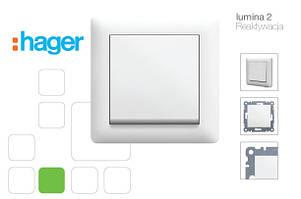 Электроустановочные изделия lumina 2