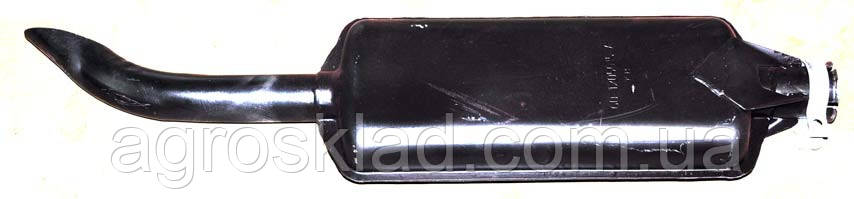 Глушитель ЮМЗ (короткий), фото 2