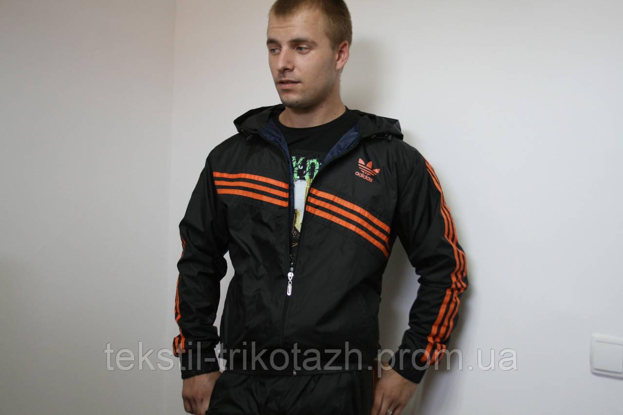Спортивный костюм Фирменный А плащевка  (уп.5 шт.).