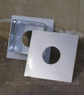 Проходка перекрытия для дымохода, диаметр 180 мм