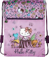 Сумка для взуття Hello Kitty-1 601 з кишенею