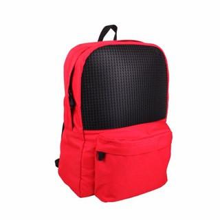 Школьный рюкзак Upixel School красный