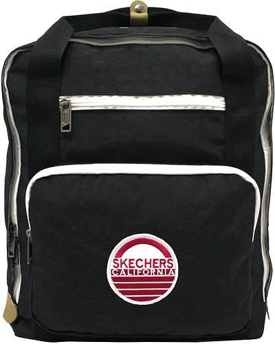 """Рюкзак для ноутбука 15,6"""" на 12 л. SKECHERS Jamboree 76402;06 черный"""