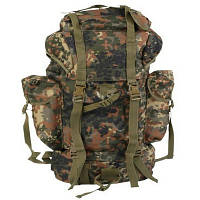 Рюкзак BW штурмовой 65 L, флектарн. Германия, оригинал.