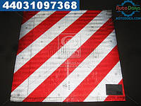 ⭐⭐⭐⭐⭐ Табличка объемный негабаритный груз метал/светоотражающая 420Х420 мм (TEMPEST)  TP 87.54.98