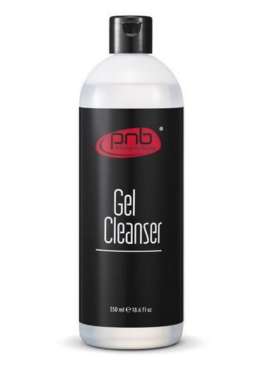 Средство для снятия липкого слоя Cleanser Pnb 550 ml