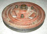Шкив вариатора барабана  Нива СК-5 ведущий блок (54-2-40) Большой, фото 1