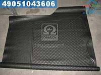 ⭐⭐⭐⭐⭐ Ковер резиновый в багажник BOOT L ЧЕРНЫЙ UNI (Дорожная Карта)  DK-3123BK