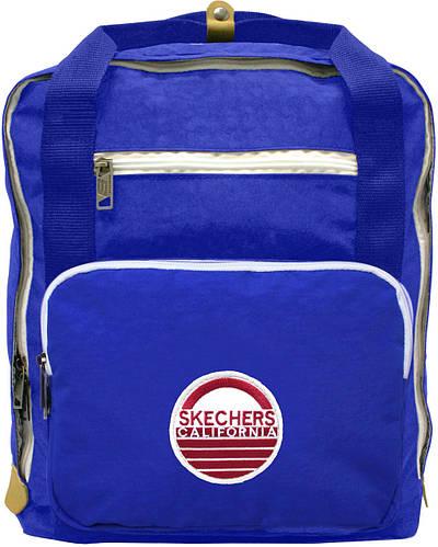 """Практичный рюкзак для ноутбука 15,6"""" на 12 л. SKECHERS Jamboree 76402;39 синий"""