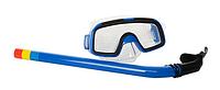Очки и трубка для ныряния 65072SH Синий