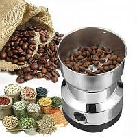 Аппарат для помола кофе NIMA A-Plus AP-8300 200 Вт Japan Кофемолка Нима