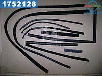 ⭐⭐⭐⭐⭐ Ремкомплект уплотнителей стекла ВАЗ 2121 №95 Р (производство  БРТ)  Ремкомплект 95Р