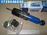 ⭐⭐⭐⭐⭐ Амортизатор ВАЗ 2121 НИВА подвески передний со втулкой масляный BASIC (производство  FINWHALE)  120311