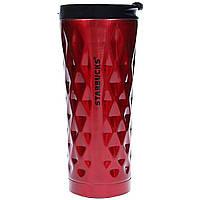 Термос Термокружка Термочашка Starbucks Diamond Wave 500 мл Red