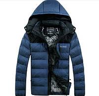 Мужская куртка пуховик, разные цвета  МК-220-О, фото 1