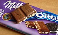Шоколад Milka Oreo 100 г.