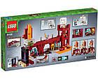 Lego Minecraft Подземная Крепость 21122, фото 2