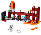 Lego Minecraft Подземная Крепость 21122, фото 3