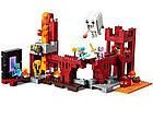 Lego Minecraft Подземная Крепость 21122, фото 4