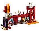 Lego Minecraft Подземная Крепость 21122, фото 5
