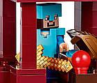 Lego Minecraft Подземная Крепость 21122, фото 7