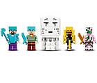 Lego Minecraft Подземная Крепость 21122, фото 8