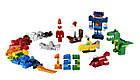 LEGO Classic Дополнение к набору для творчества – яркие цвета 10693, фото 4