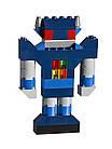 LEGO Classic Дополнение к набору для творчества – яркие цвета 10693, фото 8