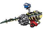 LEGO Super Heroes Убийца Крок Схватка в канализации 76055, фото 8