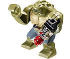 LEGO Super Heroes Убийца Крок Схватка в канализации 76055, фото 9