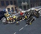 LEGO Super Heroes Убийца Крок Схватка в канализации 76055, фото 10