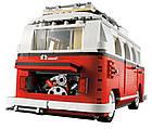 Lego Creator Автобус Фольксваген Т1 кемпер 10220, фото 3