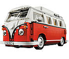 Lego Creator Автобус Фольксваген Т1 кемпер 10220, фото 5