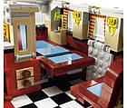 Lego Creator Автобус Фольксваген Т1 кемпер 10220, фото 9