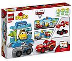 Lego Duplo Гонка за Кубок Поршня 10857, фото 2