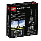 Lego Architecture Эйфелева башня 21019, фото 2