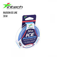 Леска зимняя Intech Invision Ice Line 30m