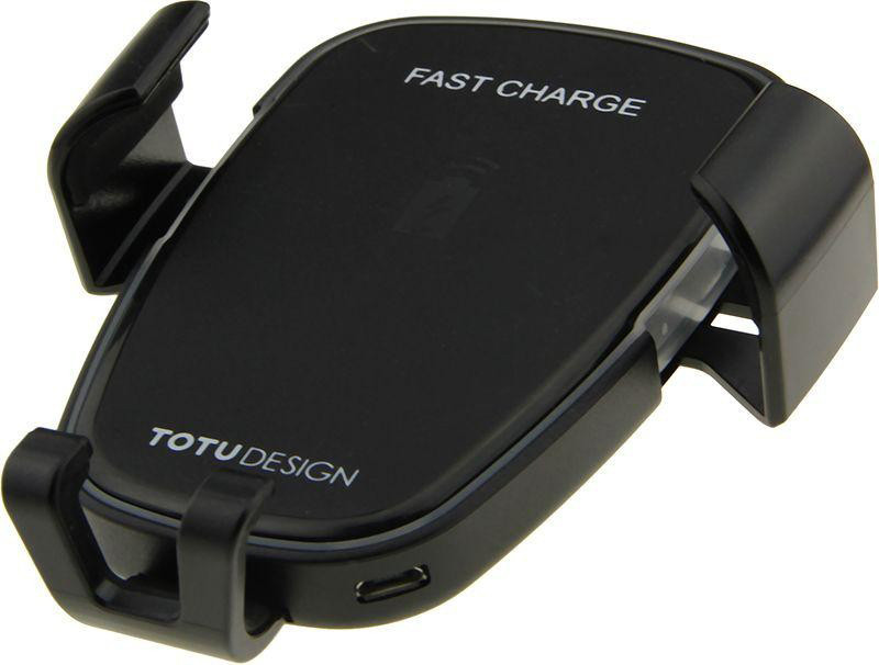Автодержатель TOTU Wireless Charger Car Mount