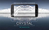 Защитная пленка Nillkin Crystal для Motorola Moto G5 Plus, фото 1