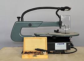 Станок лобзиковый FDB Maschinen MJ50B с гибким валом