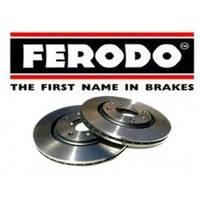 Диск тормозной передний Mercedes Vito 2.3D/2.2CDI 96-03 Ferodo DDF860