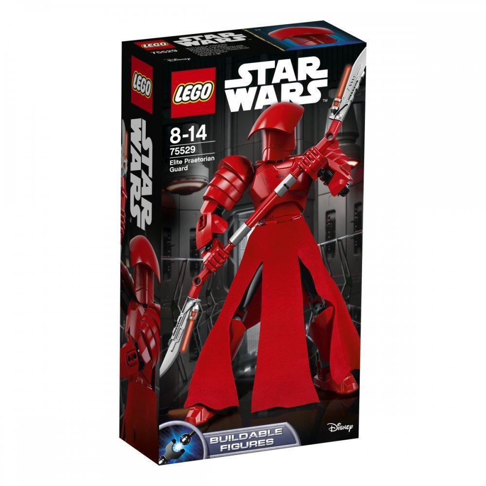Lego Star Wars Элитный преторианский страж 75529