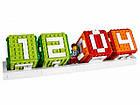 Lego Iconic Календарь из кубиков 40172, фото 3