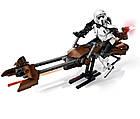 Lego Star Wars Штурмовик-разведчик на спидере 75532, фото 5