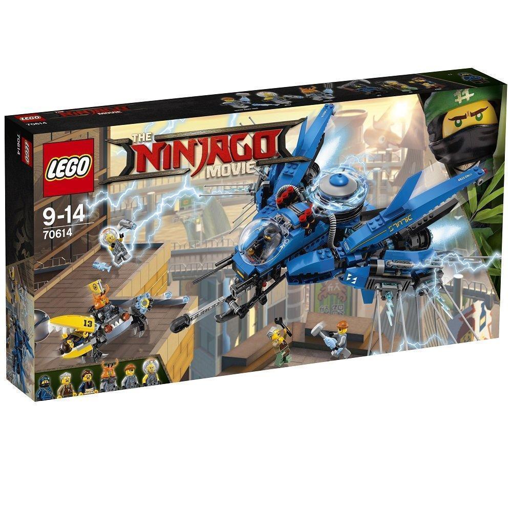 The Lego Ninjago Movie Истребитель-молния 70614