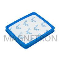 Фильтр контейнера HEPA CP0617/01 для пылесосов Philips 432200494512-1 (без рамки крепления)
